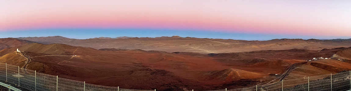 Panorama from Paranal