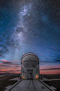 AT Beneath the Milky Way