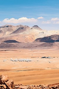 High and Dry on the Chajnantor Plateau
