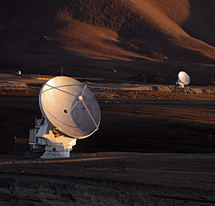 The Sun sets on ALMA