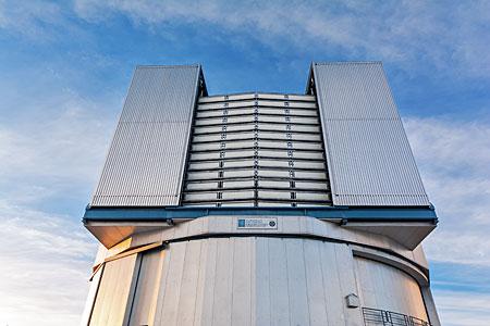 A dormant VLT Unit Telescope