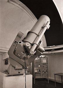 The ESO 0.5-metre telescope