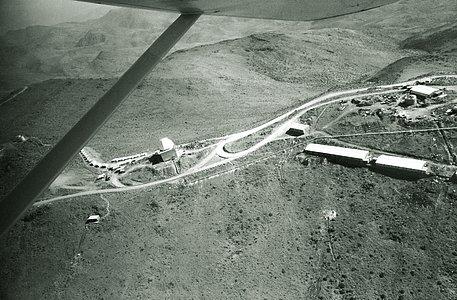 Aerial View of La Silla