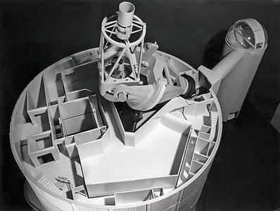 ESO 3.6-metre Telescope model