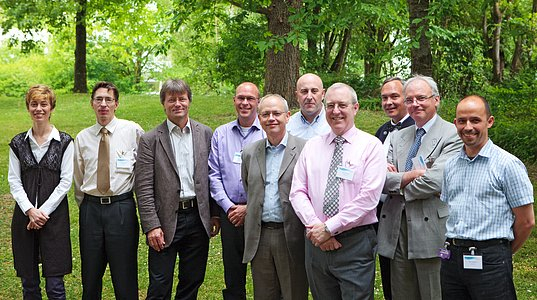 EIROforum meeting of Safety Officers 2011
