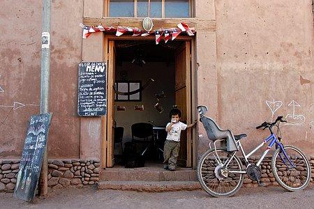 Restaurant in San Pedro de Atacama