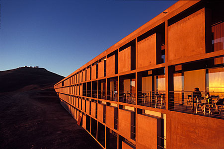 Residencia in Paranal