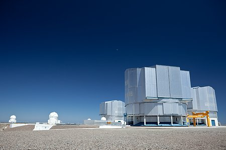 Big and bigger telescopes