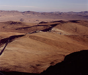 View from Paranal