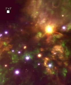 The Becklin-Neugebauer Object
