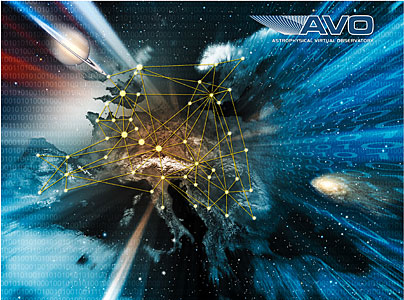 The Astrophysical Virtual Observatory