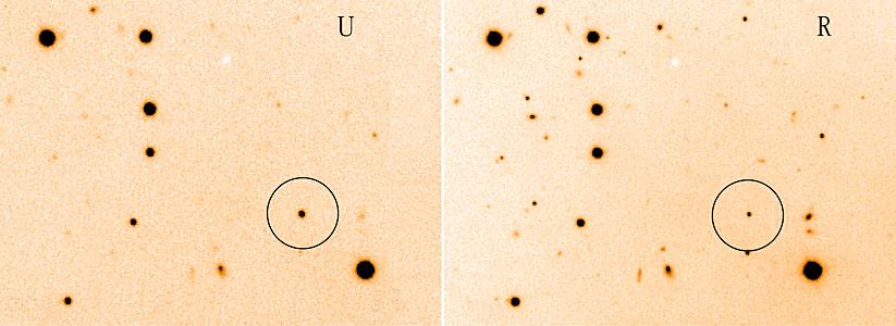 RX J0806.3+1527 Stellar Binary System