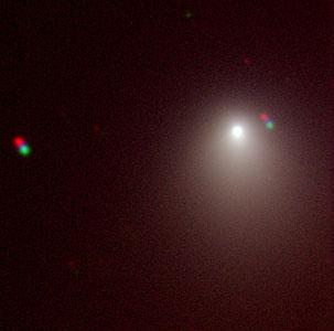 Comet 9P/Tempel 1 (NTT/EMMI)