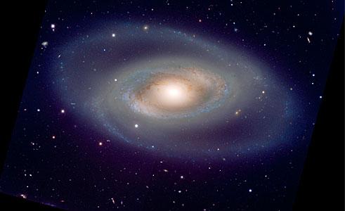 The Colossal Cosmic Eye NGC 1350