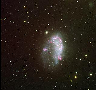 The Irregular Galaxy NGC 1427A