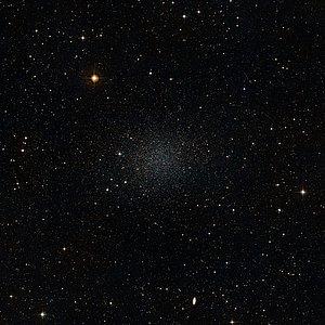 The Sculptor dwarf galaxy