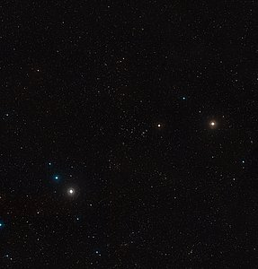 Wide-field view of the Hercules galaxy cluster