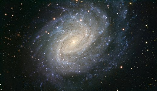 VLT image of the spiral galaxy NGC 1187
