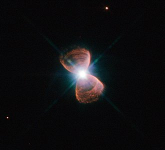 Bipolaire planetaire nevel Hubble 12