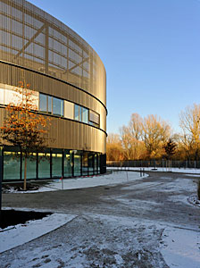 The new ESO technical building