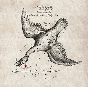 The nova of 1670 recorded by Hevelius