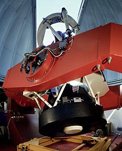 ESO Coudé Auxiliary Telescope (CAT)