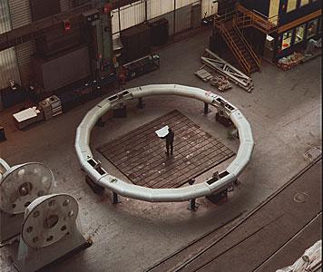 Early Construction on VLT