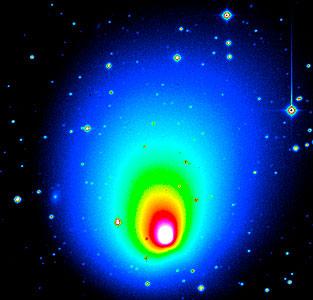 Comet Hale-Bopp