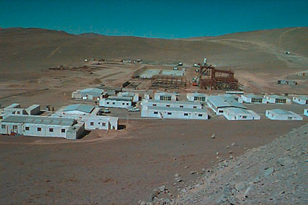 The Paranal Complex