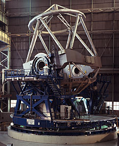 VLT Mechanical Structure