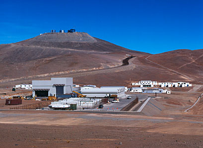 ESO Paranal Observatory