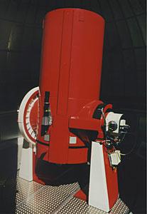 The Swiss 1.2-metre Leonhard Euler Telescope at La Silla