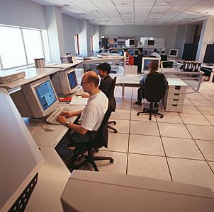 VLT Control Room