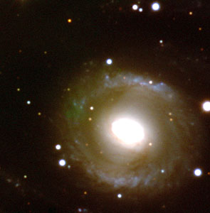Spiral Galaxy ESO 269-57