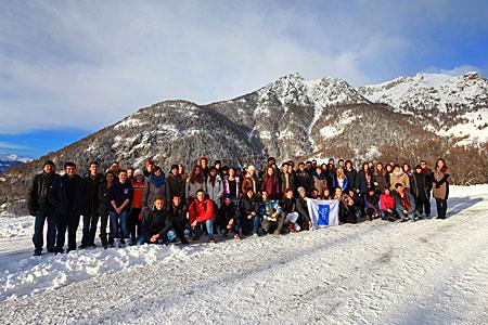 ESO Astronomy Camp 2014