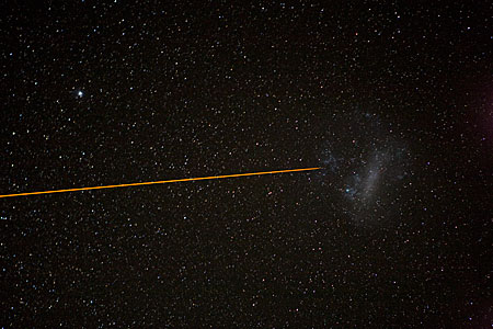 LGSF and the Large Magellanic Cloud