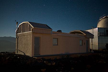 REM telescope on La Silla