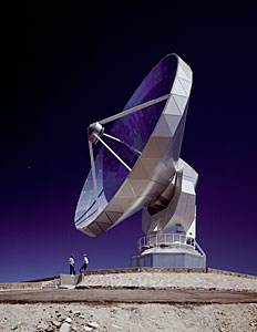 Telescopio Submilimétrico Sueco-ESO de 15m (SEST)