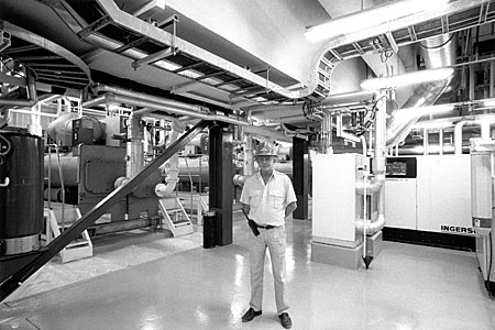 Cooling Liquid Plant
