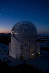 VLT Auxiliary Telescope *