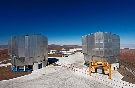 Unit Telescopes of the Very Large Telescope