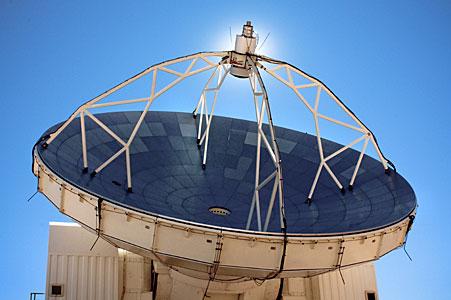 APEX Image Calendar, October 2010 — Sun Avoidance*