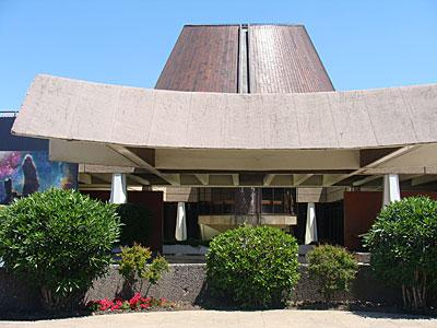 Planetarium of the Universidad de Santiago de Chile