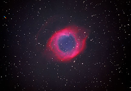 The Helix Nebula (NGC7293)