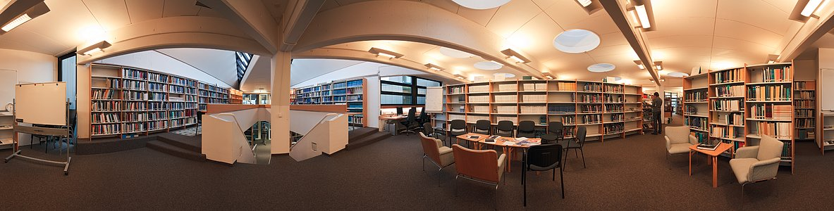The Library at ESO Headquarters