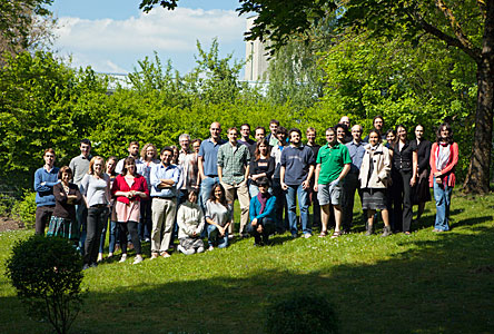 Participants of the ESO Star & Planet formation seminar, 2012