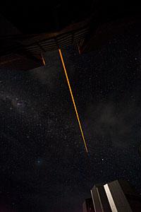 VLT Laser Guide Star