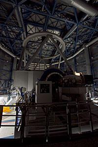 Daytime Operation of a VLT, Jan2007