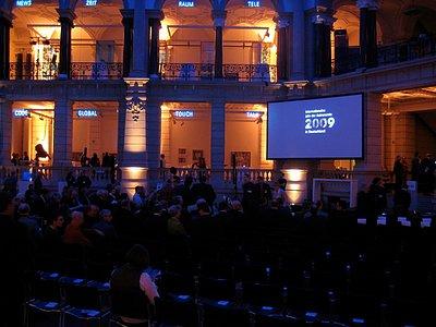 Grand Opening of IYA2009 in Berlin