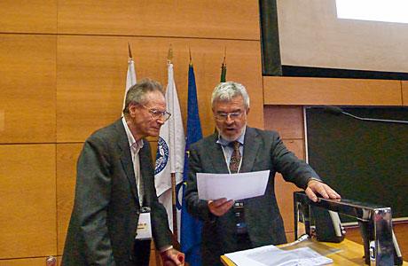 Tycho Brahe Prize at JENAM 2010